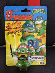 Playmates NINJA SHOOTERS Raphael B DAMAN Sealed TMNT Takara