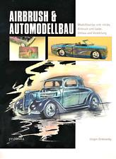 9783937352060 Airbrush u. Automodellbau Tuning für Automodelle