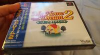 My Home Dream 2 NEW FACTORY SEALED Japan PS1.NEW CONDITION.RARE, ONLY 1 ON EBAY?