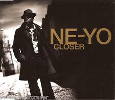 NE-YO (NE*YO) - Closer (UK 2 Track CD Single)