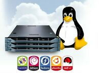 UK Based Linux VPS 8GB RAM 300GB RAID Storage Unlimited Bandwidth - 1 Month