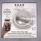 Soar Tech Elevated Clip-on Selfie Ring Light New For Phone, Laptop, Monitor, etc