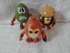 Disney Moana Kakamora Action Figures Subway Kids Meal Toys (Set of 3 Toys)