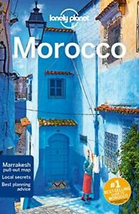 Lonely Planet Morocco (Travel Guide) by St Louis, Regis Book The Cheap Fast Free