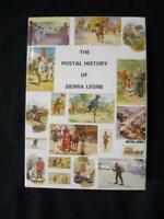 THE POSTAL HISTORY OF THE SIERRA LEONE by EDWARD B PROUD