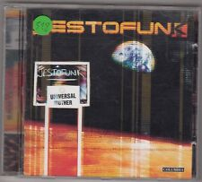 JESTOFUNK - universal mother CD
