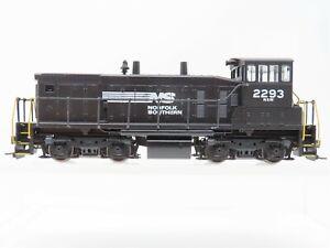 HO Scale Athearn NS Southern Norfolk SW1500 Diesel Locomotive #2293