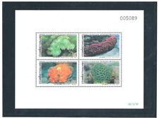 THAILAND 1992 Coral S/S (Fauna) CV $ 5.25