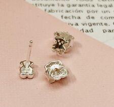 Autentic TOUS Puppies Bear Earrings