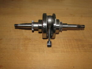 GY6 50cc Crank Shaft Assembly Stock No BBB 13325E