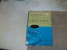 Mara and Dann by Doris Lessing (1999, Hardcover) 1st Edition