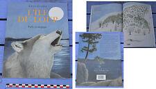 Livre L'île du loup, Ecole des Loisirs 2013, Celia Godkin