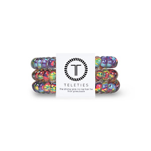 Teleties 3 Pack Small Ponytail Holder Bracelets