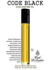 Code Black Men Pure Perfume Oil 12ml by Oud D`Arabie Best Quality Alternative