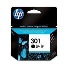 Tinta HP 301 cartucho original negro  CH561EE