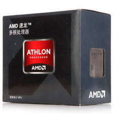 New AMD Athlon X4 860K CPU Processor Quad Core FM2+ 3.7Ghz Socket 95W 4MB Cache