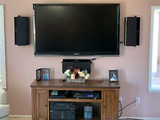 Vienna Acoustics Webern Speakers with wall mounts