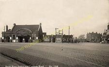 Seven Kings Railway Station Photo. Ilford - Goodmayes. Stratford to Romford. (4)