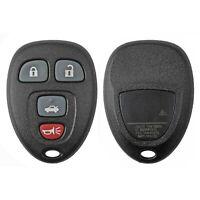 2006-2013 Chevy Impala Key Fob Genuine OEM Keyless Entry Remote Clicker 15912859