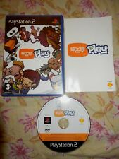 JEU PLAYSTATION 2 (PS2)  EYE TOY PLAY   (Français)