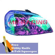 *1'x1' ft Chameleon Neo Blue Color Headlight Taillight Fog Light Vinyl Tint Film