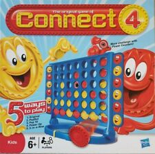 2011 CONNECT 4 WITH POWER COUNTERS BY HASBRO GAMES  COMPLETE