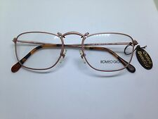 ROMEO GIGLI occhiali da vista vintage rame RG42 unisex original glasses lunettes