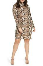 Nordstroms Leith Long Sleeve Body-Con Dress  Size 3XL ( UK20-22 ) , BNWT
