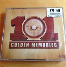 101 Golden Memories 4 CDs