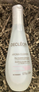 Decléor Aroma Cleanse Soothing Micellar Water 200ml Sealed Genuine