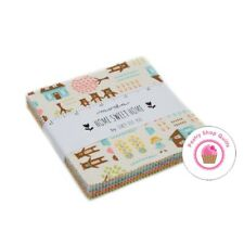 HOME SWEET HOME Moda Quilt Fabric CHARM PACK 42 5