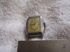 Vintage New Haven Watch Art Deco Step Case
