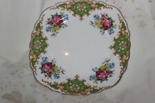 Side Plate Colclough Roses