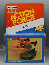 Vintage 1984 PALITOY Action Force Z Force Dart GI JOE Vehicle PACRAT Toy MIB !!!
