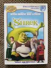 DreamWorks' Shrek (Dvd, 2003, Full Frame)