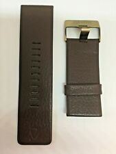 Nixon Brown Leather strap for Dictator Model 32MM (PACK OF SIX)