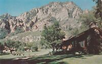 *(O)  Flagstaff, AZ - Todd's Lodge - Exterior and Panoramic Exterior Scenery