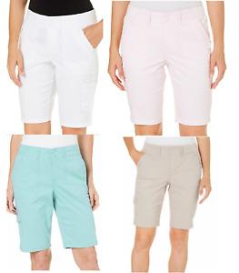 """Gloria Vanderbilt Women's """" Marion""""  Bermuda Shorts"""