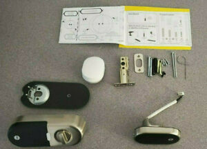 Nest x Yale Lock with Nest Connect - Satin Nickel - RB-YRD540-WV-619 Read Pls 4