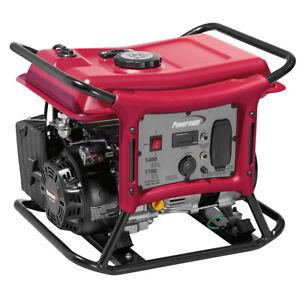 Powermate CX1400 - 1,400 Watt Portable Generator, 49 State / CSA