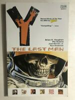 Y THE LAST MAN volume 3 One Small Step (2004) DC Vertigo Comics TPB FINE