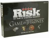 Risk. The Game of Strategic Conquest. Game of Thrones - RISIKO (INGLESE)