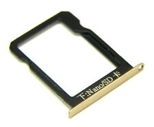 ORIGINALE Huawei Mate 7 MICRO SD Supporto Slitta memory card slot TRAY ORO