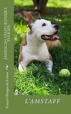 American Staffordshire Terrier by Kiesgen (2016, Paperback)