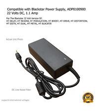 22V Power Supply Power Adapter for Blackstar HT-Modulation Pedal HTModulation