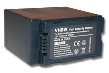 BATTERIE POUR HITACHI PV-DV100 PV-DV100K PV-DV200 PV-DV200K ACCU