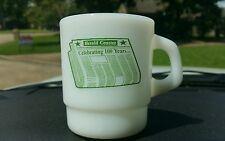TERMOCRISA MILK GLASS Coffee/Tea Cups...Vintage..Stackable. Herald Coaster