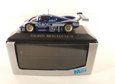 Models Max n° 1008 Sauber Mercedes C9 Kouros Le Mans 1987 1/43 boite / boxed