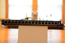 Netgear FS116 ProSafe 10/100Mbps 16-Port Fast Ethernet Desktop Switch NEW BOXED