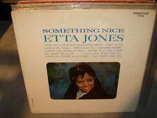 ETTA JONES something nice - prestige - RVG -